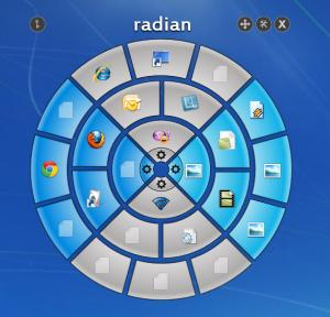 Enlarge Radian Screenshot