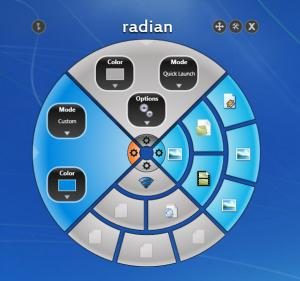 Enlarge Radian Screenshot