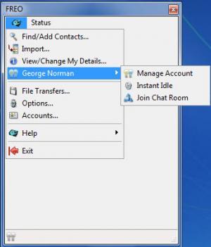 Enlarge Freo Messenger Screenshot