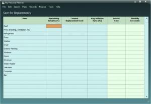 Enlarge My Personal Planner Screenshot