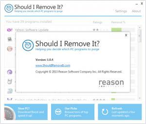 Enlarge Should I Remove It Screenshot