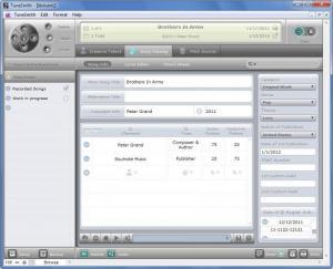 Enlarge TuneSmith Screenshot