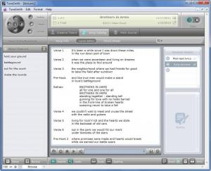 Enlarge TuneSmith Screenshot