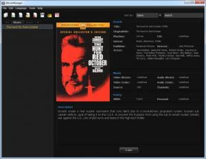 Enlarge jMovieManager Screenshot