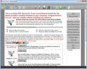 Enlarge Open Freely Screenshot