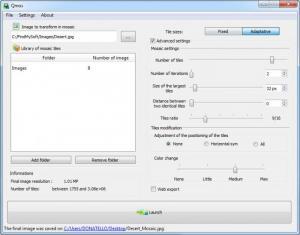 Enlarge Qmos Screenshot
