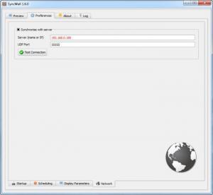 Enlarge SyncWall Screenshot