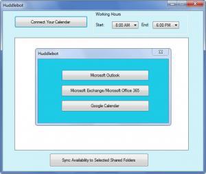 Enlarge Huddlebot Screenshot