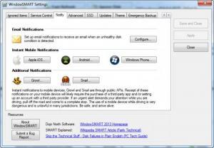 Enlarge WindowSMART Screenshot