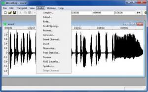 Enlarge WaveShop Screenshot