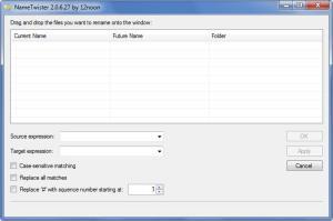 Enlarge Name Twister Screenshot