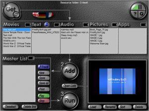 Enlarge MediaGun Screenshot