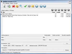 Enlarge LightMan Converter Screenshot