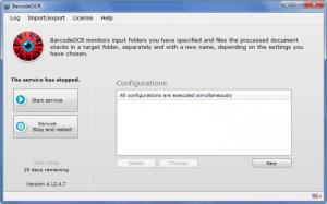 Enlarge BarcodeOCR Screenshot