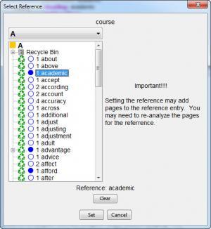 Enlarge Index Generator Screenshot
