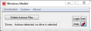 Enlarge Windows Medkit Screenshot