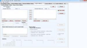 Enlarge Mass Folder Manager Suite Screenshot