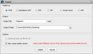Enlarge XFlip Screenshot