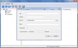Enlarge MiniGet Screenshot