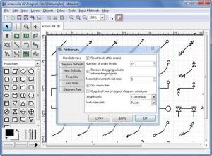 Download dia diagram editor free enlarge dia diagram editor screenshot ccuart Gallery