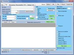 Enlarge CTFileFilter Screenshot