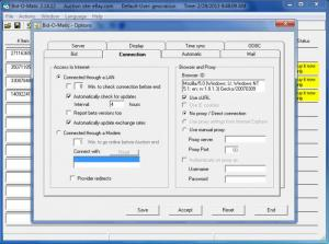 Enlarge Bid-O-Matic Screenshot