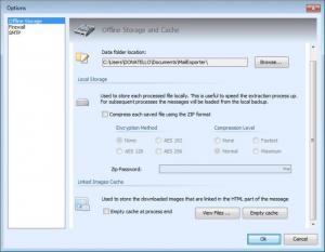 Enlarge MailExplorer Screenshot