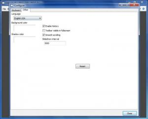 Enlarge CDisplayEx Screenshot