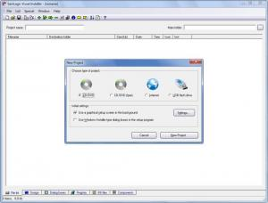 Enlarge SamLogic Visual Installer Screenshot
