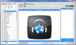 Enlarge XiX Music Player Screenshot