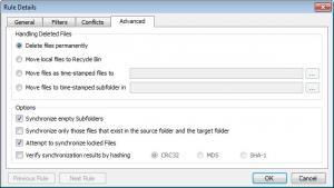 Enlarge SyncFolders Screenshot