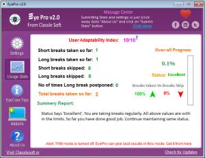 Enlarge EyePro Screenshot