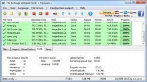 Enlarge File & Image Uploader Screenshot