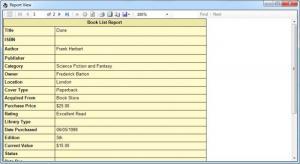 Enlarge EasyBookTrac Screenshot