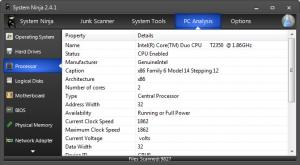 Enlarge System Ninja Screenshot
