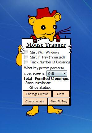 Enlarge Mouse Trapper Screenshot