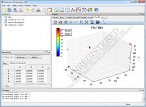 Enlarge GraphExpert Screenshot