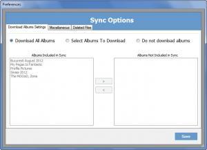 Enlarge Drop N Sync Screenshot