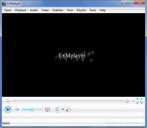 Enlarge ExMplayer Screenshot