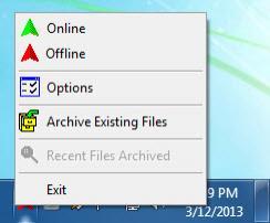 Enlarge AJC Active Backup Screenshot