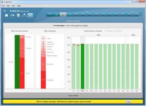 Enlarge BudgetView Screenshot