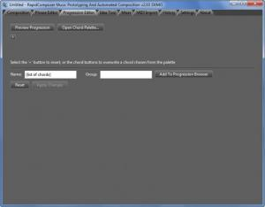 Enlarge RapidComposer Screenshot