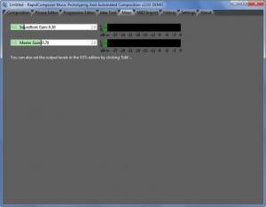 Enlarge RapidComposer Screenshot