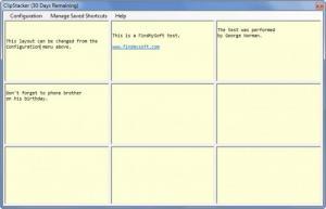 Enlarge ClipStacker Screenshot