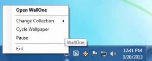 Enlarge WallOne Screenshot