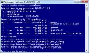 Enlarge NetChecker Screenshot