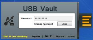 Enlarge USB Vault Screenshot