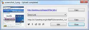 Enlarge Postimage Screenshot