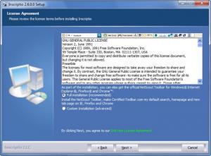 Enlarge Inscriptio Screenshot