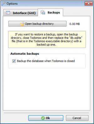 Enlarge Todomoo Screenshot